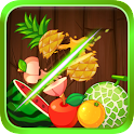 Fruit Slice luxo icon