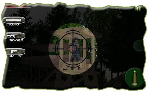 FrontLine Gunner Extreme - náhled