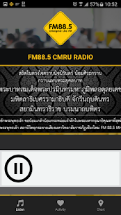 CMRU Radio- screenshot thumbnail