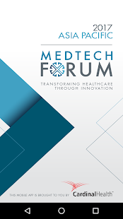 APAC MedTech Forum 2017 - náhled