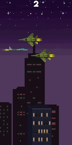 Avoid The Planes - Free Airplane Game android2mod screenshots 2