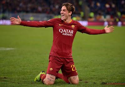 L'AS Rome perd sa pépite pour de longs mois : rupture des ligaments !