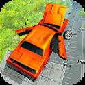 Car Crash Simulator 2020:High Jump Stunt icon