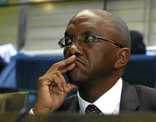 Auditor-General Kimi Makwetu. File photo.