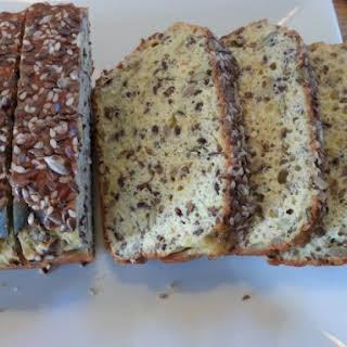 Easiest Banting Seed Bread Ever.