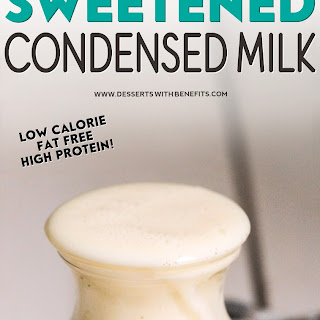 Sweetened Condensed Milk Drinks Recipes