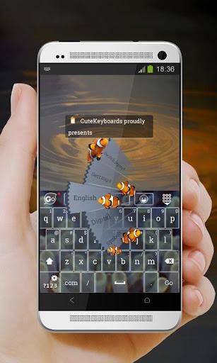玩個人化App|小丑魚 GO Keyboard Theme免費|APP試玩