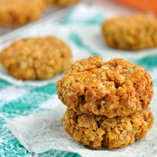 Healthy Carrot Cookies Recipes.