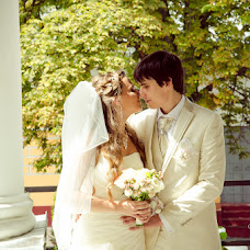 Wedding photographer Elena Svechkova (OlenaArt). Photo of 11.04.2014