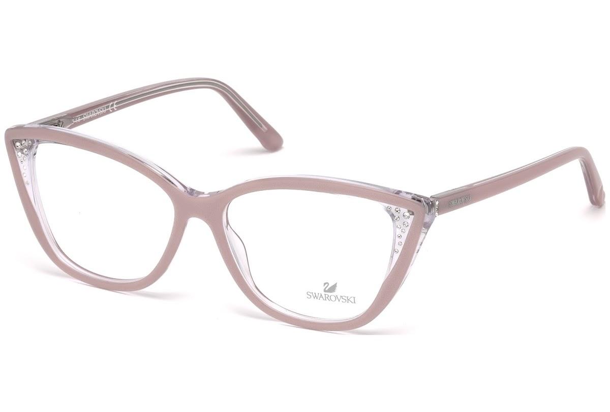 Swarovski Gianna SK5183 C53 074 (pink /other / ) Brillengestelle ...