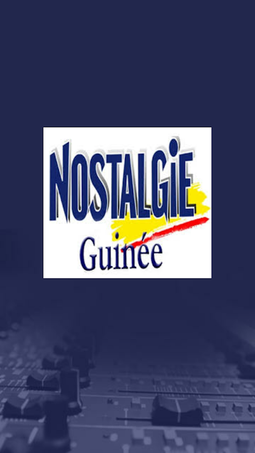 Nostalgie Guinée- screenshot