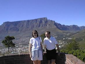 Photo: Tyypillinen kuva Kapkaupungista :-)