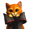 Puss In Boots Emoji icon