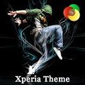 music FREE   Xperia™ Theme icon