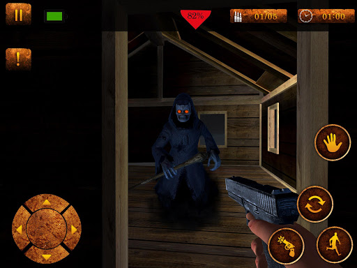 Evil Haunted Ghost – Scary Cellar Horror Game 1.2 screenshots 11