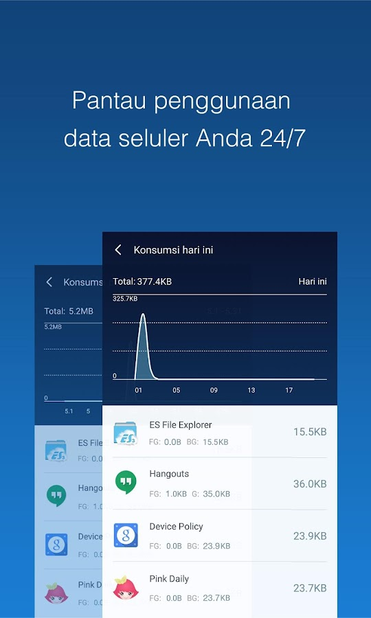 CM Data Manager- screenshot