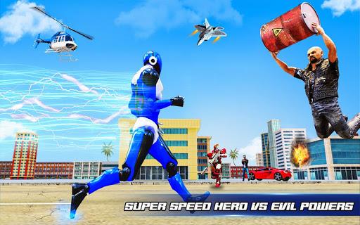 Grand Police Robot Speed Hero City Cop Robot Games 4.0.0 screenshots 6