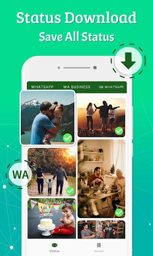 Status Downloader For Whatsapp screenshots 2