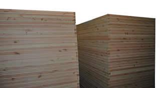 Photo: Custom Composite Core Panel Supplier