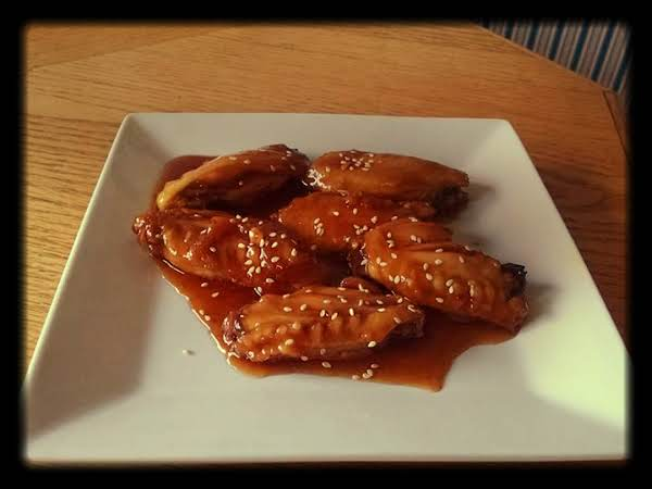 Asian Style Chicken Wings Recipe