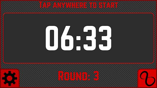 Boxing Timer screenshot 0