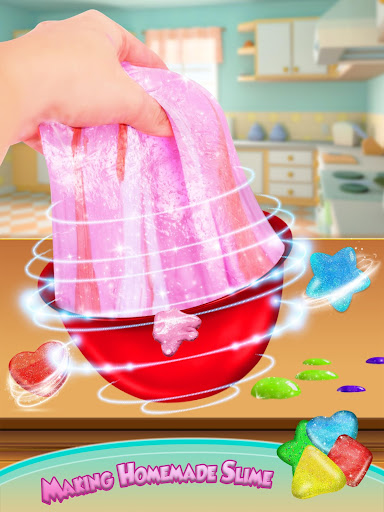 How to Make And Play Slime Maker Game 1.0 screenshots 2