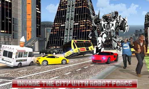 Robot Gangsters - náhled