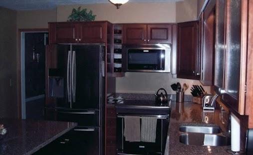 Modern Kitchen Design Screenshot Thumbnail