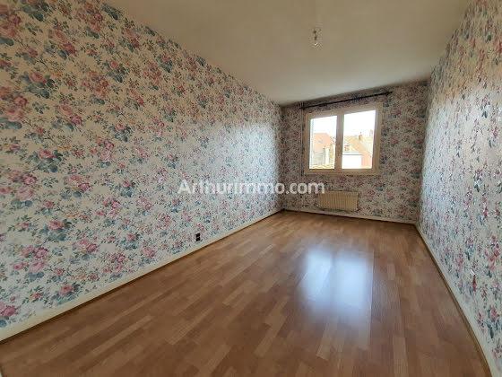Location appartement 4 pièces 109,63 m2