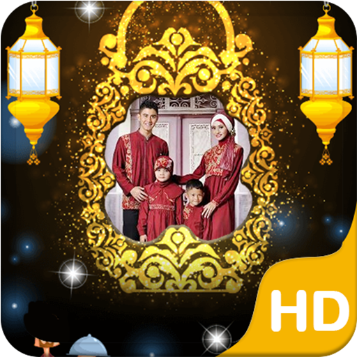 Eid Mubarak Photo Frame 攝影 LOGO-玩APPs