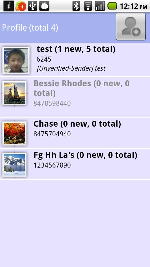 Extreme Call Blocker- screenshot