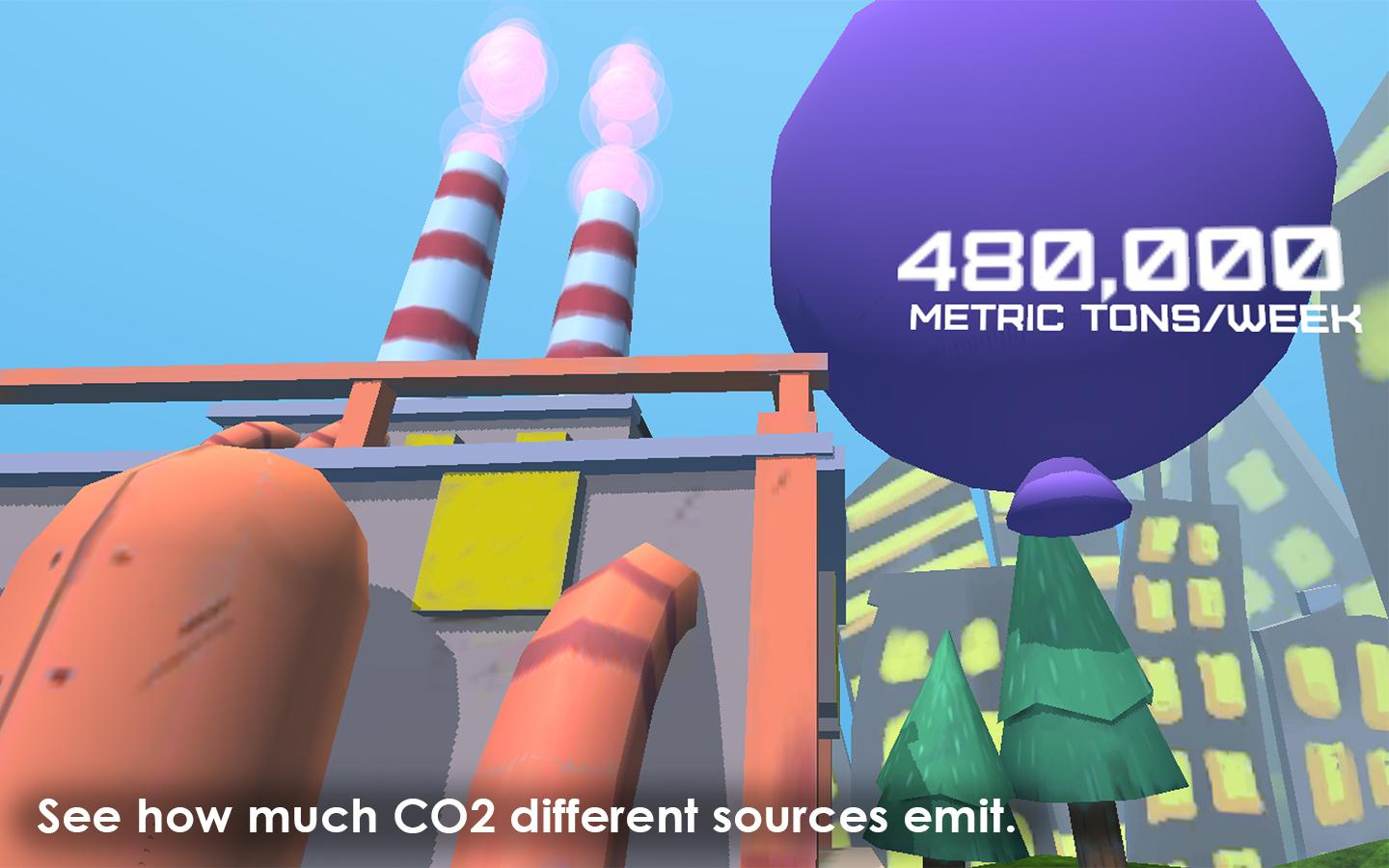 Share the Science: CO2- screenshot