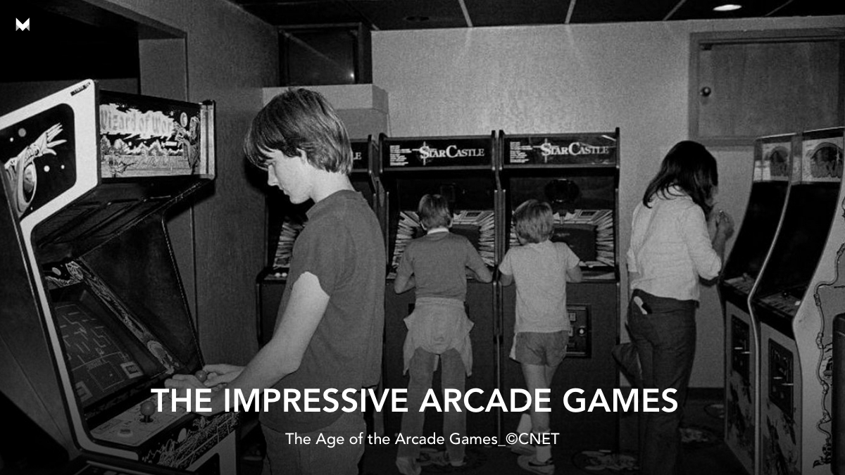 The Impressive Arcade Games