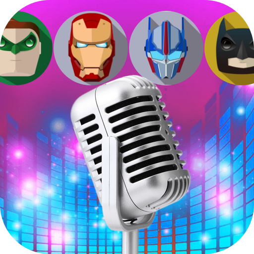 Exciting Voice Changer Icon