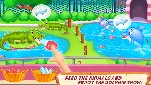 Trip To Zoo : Animal Zoo Game apktram screenshots 5