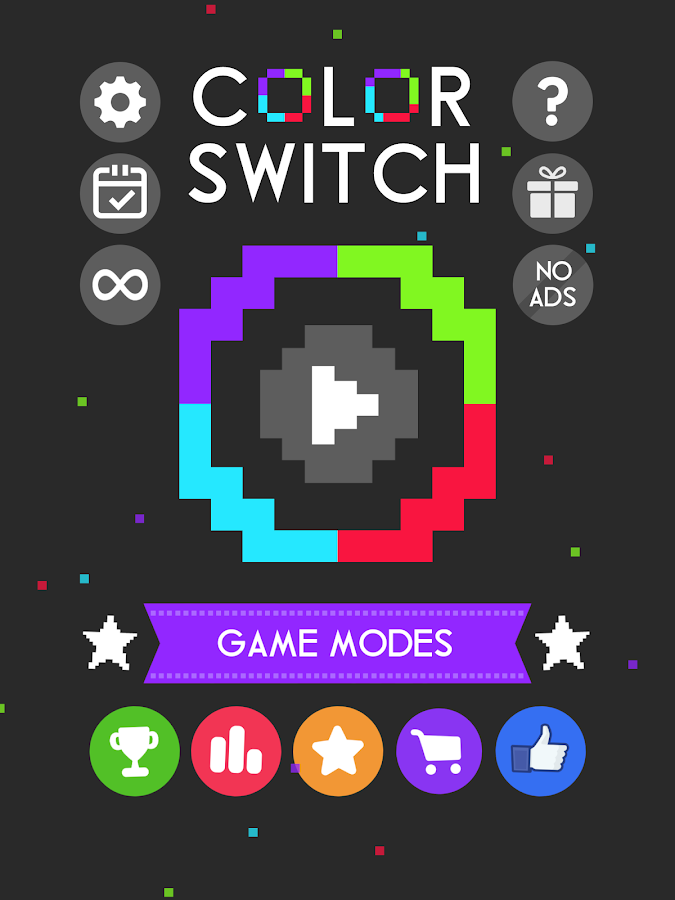 Color Switch- screenshot