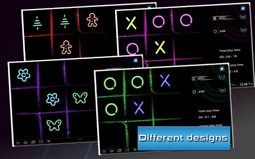 Tic Tac Toe Glow  screenshots 5