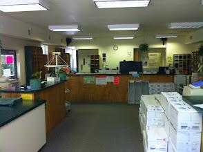 Photo: First Floor Copy Shop