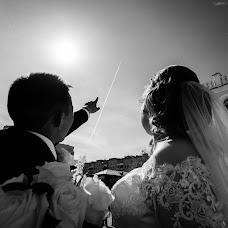 Wedding photographer Anna Emelyanova (gieksy). Photo of 29.08.2017