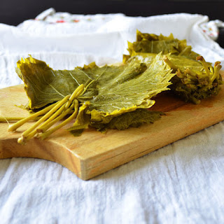 How To Cure Grape Leaves