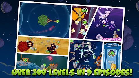 Angry Birds Space Premium Screenshot 10