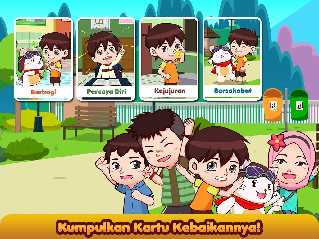 Game Anak Sholeh- screenshot
