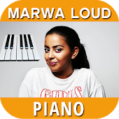 Marwa Loud Piano Icon