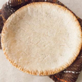 Homemade Pie Dough.