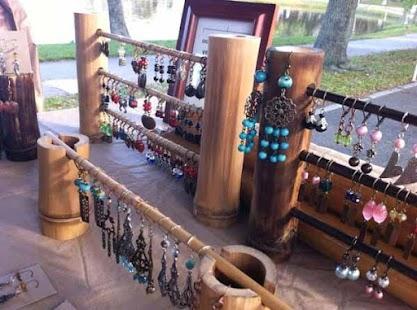 1000+ DIY Bamboo Craft Ideas - náhled