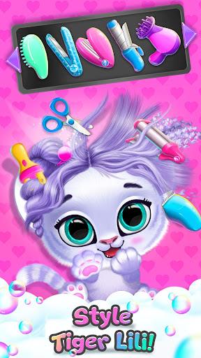 Kiki & Fifi Bubble Party - Fun with Virtual Pets  screenshots 1