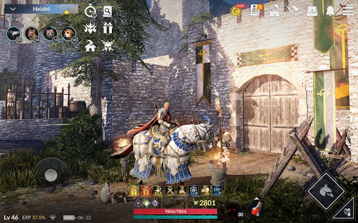 Black Desert Mobile 4.2.24 Mod Screenshots 7