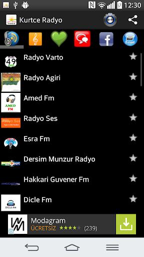Kürtçe Radyo - Kurtce Radyo