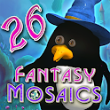 Fantasy Mosaics 26: Fairytale Garden icon