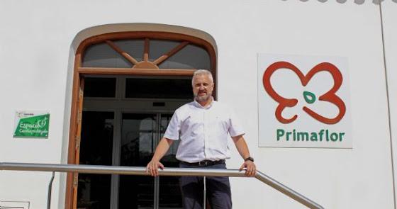 Eduardo Córdoba Pérez, nuevo director general de operaciones de Primaflor
